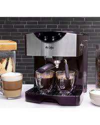 Mr Coffee ECMP50 Pump Espresso Machine