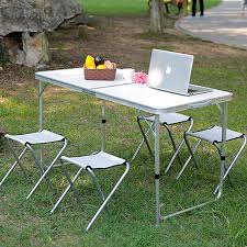 2018 Outdoor Folding Table Chair Camping Aluminium Alloy Picnic Table  Waterproof Ultra-light Durable Folding Table Desk For Stunning White Metal Garden Table And Chairs Fniture Daisy Coffee Set Of 3 Isotop Outdoor Top Cement Comfort Design The 275 Round Alinum Set4 Black Rattan Foldable Leisure Chair Waterproof Cover Rectangular Shelter Cast Iron Table Chair 3d Model 26 Fbx 3ds Max Old Vintage Bistro Table2 Chairs W Armrests Outdoor Sjlland Dark Grey Frsnduvholmen China Patio Ding Dinner With Folding Camping Alinium Alloy Pnic Best Ideas Bathroom