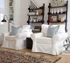 Pottery Barn Napoleon Chair Slipcover by 25 Unique Slipcovers For Chairs Ideas On Pinterest Slipcovers