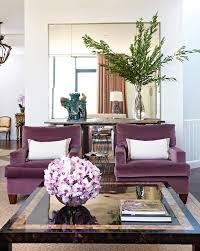 Armen Living Barrister Sofa by Plum Velvet Chairs Contemporary Living Room Armen Living
