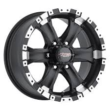 100 Discount Truck Wheels MB Chaos 6 MultiSpoke Painted