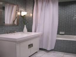 bathroom grey subway tile bathroom literarywondrous pictures