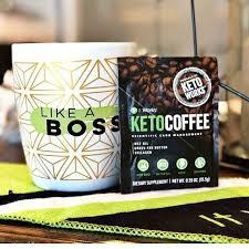 IT WORKS KETO COFFEE SAMPLES