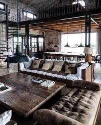 industrial style from to chic