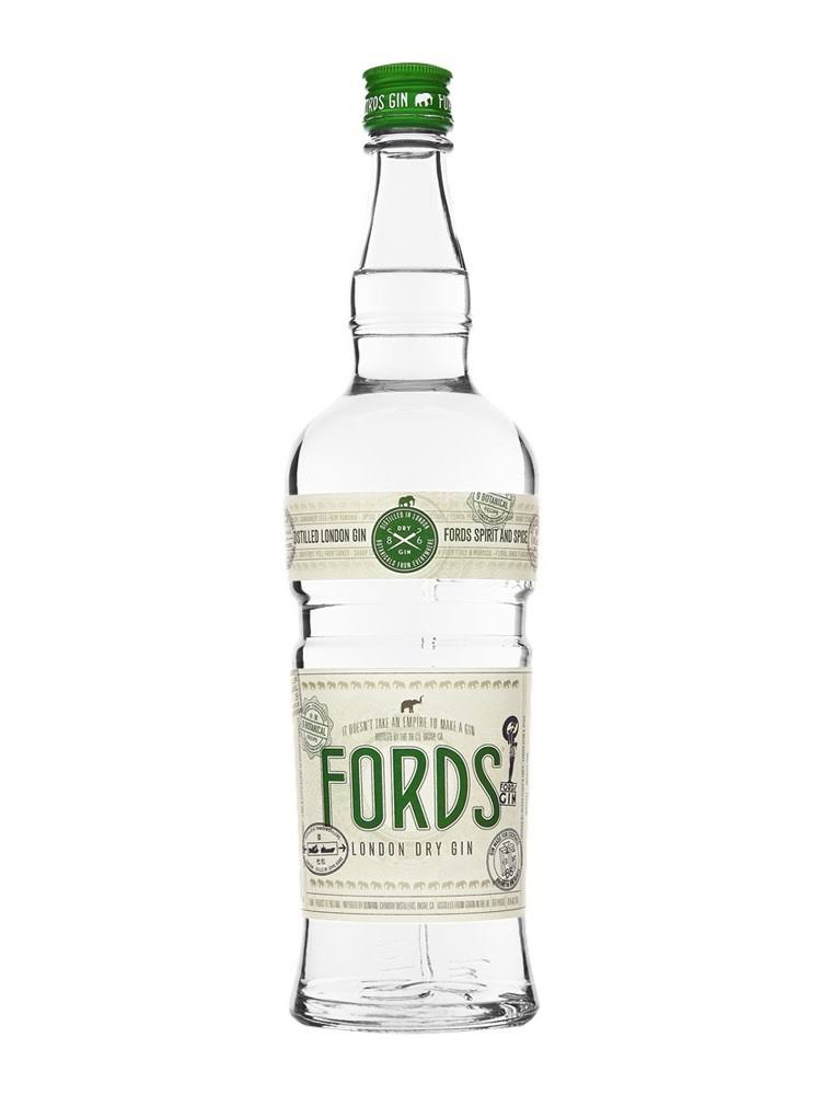 Thames Distillers Fords London Dry Gin 70cl