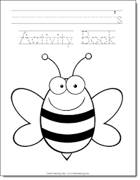 Kids Printable Coloring Activity Book 2