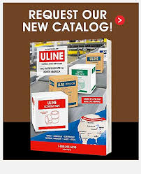 Catalog Request Uline Products