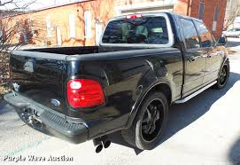 2003 Ford F150 Harley-Davidson SuperCrew Pickup Truck | Item... 2003 Harleydavidson Sportster 883 For Sale In Aberdeen Sd Amar Auto Group Ford F150 Harley Davidson Crew Cab Truck With Kills The Edition Carscoops Miller Motors Rossville Ks New Used Cars Trucks Sales Service 08 For Sale Youtube For Sale Harleydavidson 100th Ann Edition 09136 Only Attn Collectors 2002 F 150 Pickup 4 Door Anniversary Utility Rhd Auctions Lot Supercrew Fuel Infection