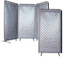 Noise Dampening Curtains Industrial by Noise Control Curtains Akon U2013 Curtain And Dividers