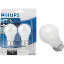 philips duramax a15 incandescent ceiling fan light bulb 169458