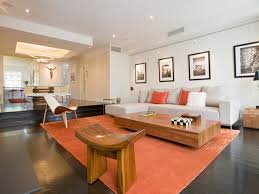 Living Room Theatre Portland by Woden Loft Chic And Rustic Style Living Room With Wooden