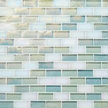 tile from american olean daylight sky blend go09 brick