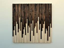 Wooden Fork And Spoon Wall Hanging by 20 Inspirations Dark Wood Wall Art Wall Art Ideas