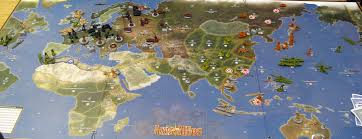 Image Result For Axis And Allies Anniversary Edition Map