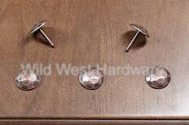 Clavos Round Rustic Hammered Nails 3 4 Dia Antique Copper
