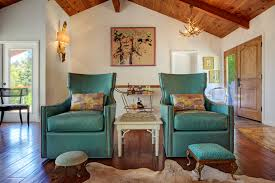 Tropical Wall Decor Living Room Rustic With Distressed Wood Door Arched Ceiling