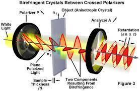 Light and Color Optical Birefringence