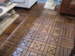 Image Of IKEA Deck Tiles Style