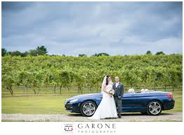 Michaels Wedding Car Decorations by Emily And Michael Flag Hill Winery Nh Summer Wedding Garone