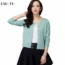 compare prices on ladies long sleeve summer sweater jacket online