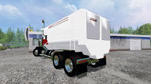 100 Feed Truck Peterbilt 379 Feed Truck For Farming Simulator 2015