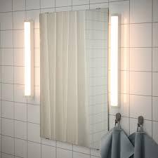 raksta wand spiegelleuchte led weiß 60 cm