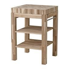 billot de cuisine ikea skogsta butcher s block table ikea the wood surface is durable yet