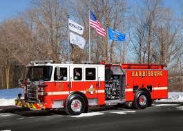 100 New Harrisburg Truck Body Bureau Of Fire Pumper