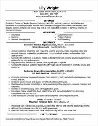 Best Samples Of Resume Customer Service Representative Full 755 977 Current Then Resumes