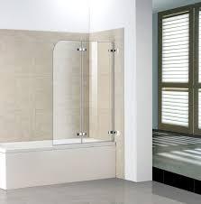 badewanneaufsatz 2 tlg faltwand duschwand dusche