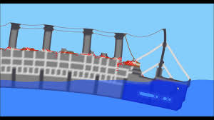 sinking ship simulator the rms titanic youtube
