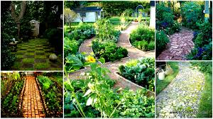 41 Ingenious And Beautiful DIY Garden Path Ideas To Realize In ... Garden Eaging Picture Of Small Backyard Landscaping Decoration Best Elegant Front Path Ideas Uk Spectacular Designs River 25 Flagstone Path Ideas On Pinterest Lkway Define Pathyways Yard Landscape Design Ma Makeover Bbcoms House Design Housedesign Stone Outdoor Fniture Modern Diy On A Budget For How To Illuminate Your With Lighting Hgtv Garden Pea Gravel Decorative Rocks