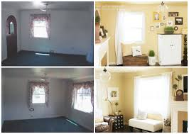 Living Room Makeovers Before And After Pictures by Before And After A Massive Manhattan Living Room Makeover