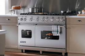 Viking VDR7486GSS 48 Inch 7 Series Dual Fuel Freestanding Range with Sealed Burner Cooktop 4 7 cu ft Primary Oven Capacity in Stainless Steel