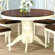 Appealing 42 Inch Round Dining Table With Butterfly Leaf Sunset Trading 48 In Tables