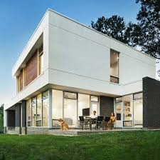 100 Image Of Modern House BarberMcMurry Orients Tennessee Home Towards Unobstructed River Views