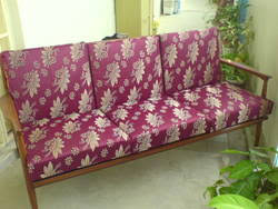 Wooden Sofa With New Cushions And Covers Singapore Classifieds