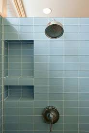 Light Blue Ceramic Subway Tile by Clayhaus 2x8 Splash Light Blue Ceramic Tile Our 2x8 Ceramic