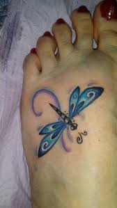 Image Result For Small Dragonfly Tattoo