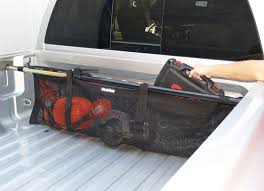 100 Truck Bed Bag HitchMate Cargo Stabilizer Bar With Optional Divider Bar And Cargo