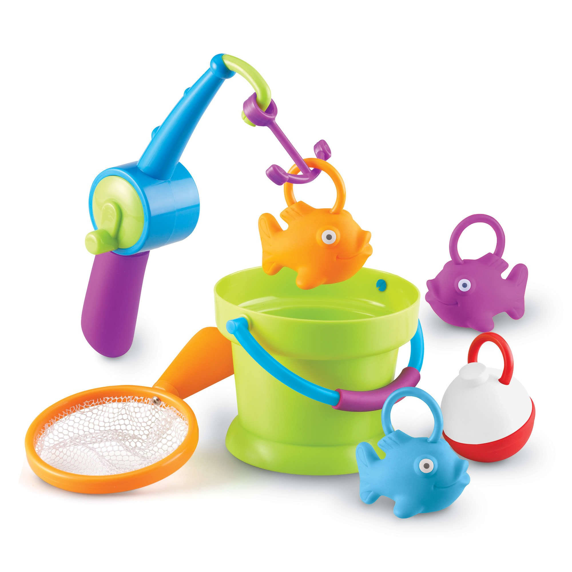 Learning Resources New Sprouts Reel It! Playset