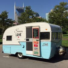 100 Food Trucks In Nashville Smore Love Bakery Roaming Hunger