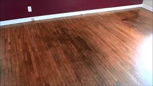 Dog Urine Hardwood Floors Stain by What Not To Do When Refinishing Hardwood Floors Youtube