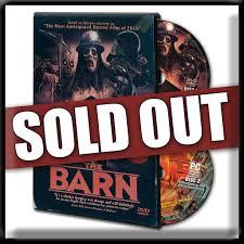 The Barn - 2 Disc