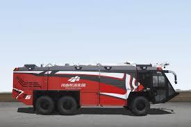 100 Airport Fire Truck Fire Truck 6x6 Z6 ZAttack ALBERT ZIEGLER GMBH