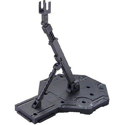 Action Base 1 Stand Model Kit - Black