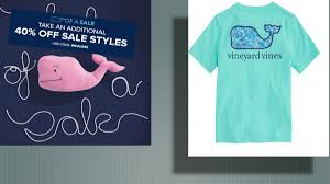 Money Saver – 40% Off Vineyard Vines Apparel | FOX2now.com Honda Of The Avenues Oil Change Coupon Go Fromm Code Shopcom Promo Actual Whosale Vineyard Vines Coupons Extra 50 Off Sale Items At Rue21 Up To 30 On Your Entire Purchase National Corvette Museum Store Vines December 2018 Redbox Deals Text Webeasy Professional 10 Da Boyz Pizza Fierce Marriage Discount Halloween Chipotle Vistaprint T Shirts Coupon Code Bydm Ocuk Oldum Ux Best Practice The Allimportant Addtocart Page