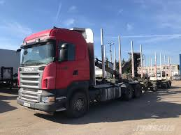 Used Scania LB6X4HHA Logging Trucks Year: 2007 Price: US$ 42,132 For ...