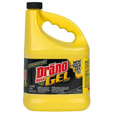 Drano Not Working Bathtub by Drano 128 Oz Max Commercial Line Clog Remover 4 Pack 10109