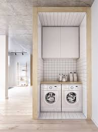 20 Ultra-Modern Laundry Rooms That Fit Into The Most Contemporary ... Laundry Design Ideas Best 25 Room Design Ideas On Pinterest Designs The Suitable Home Room Mudroom Avivancoscom Best Small Laundry Rooms Trend Wash 6129 10 Chic Decorating Hgtv Clever Storage For Your Tiny Hgtvs Charming Combined Kitchen Bathroom At Top Cabinets 12 With A Lot More Inspiration Interior